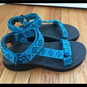 JSport by Jambu Navajo Water Sandals, 7